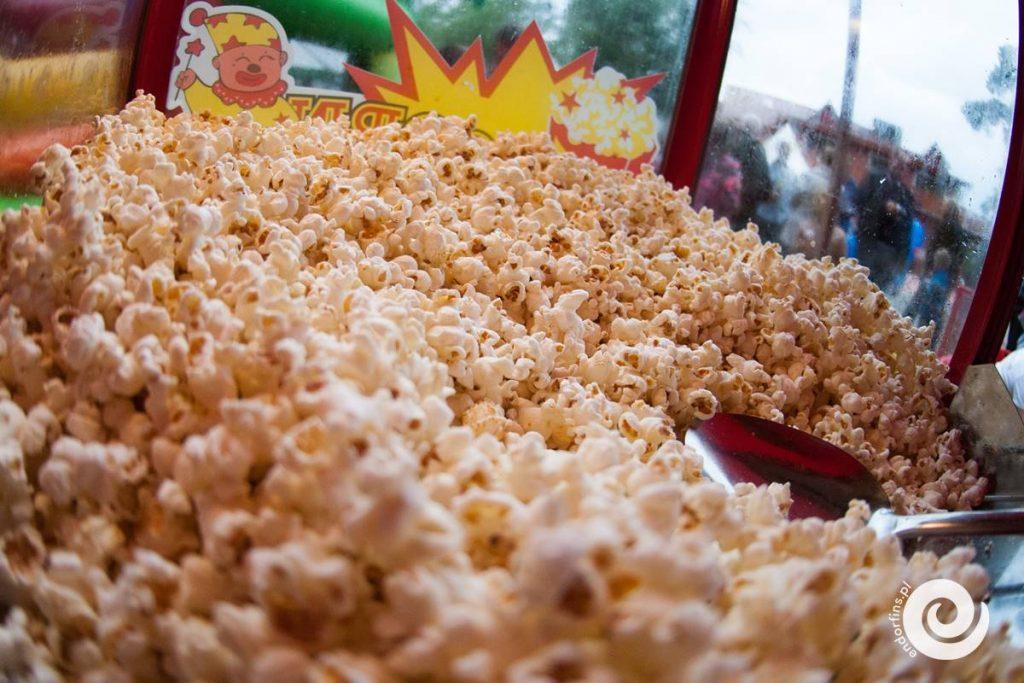 Popcorn na imprezę dla dzieci
