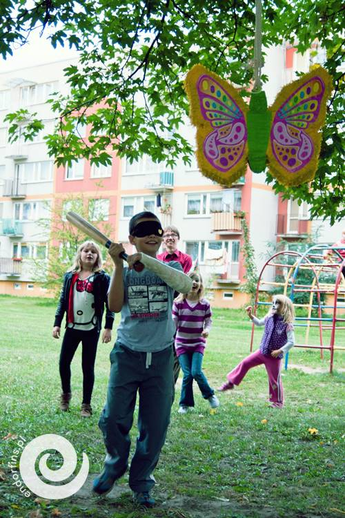 Piniata dla dzieci Warszawa, Łódź, Poznań