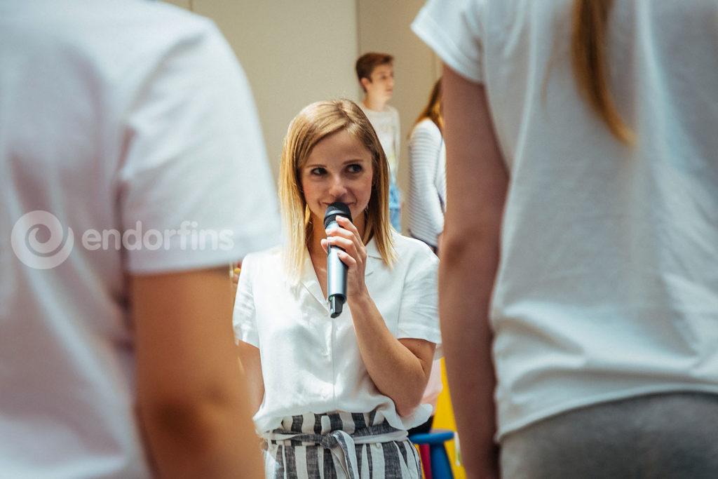 konferansjerka, organizatorka imprez dla dzieci warszawa
