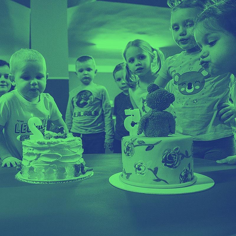organizacja urodzin dla dzieci, animator urodzinowy, zabawy animacje na urodzinach, warszawa, poznan