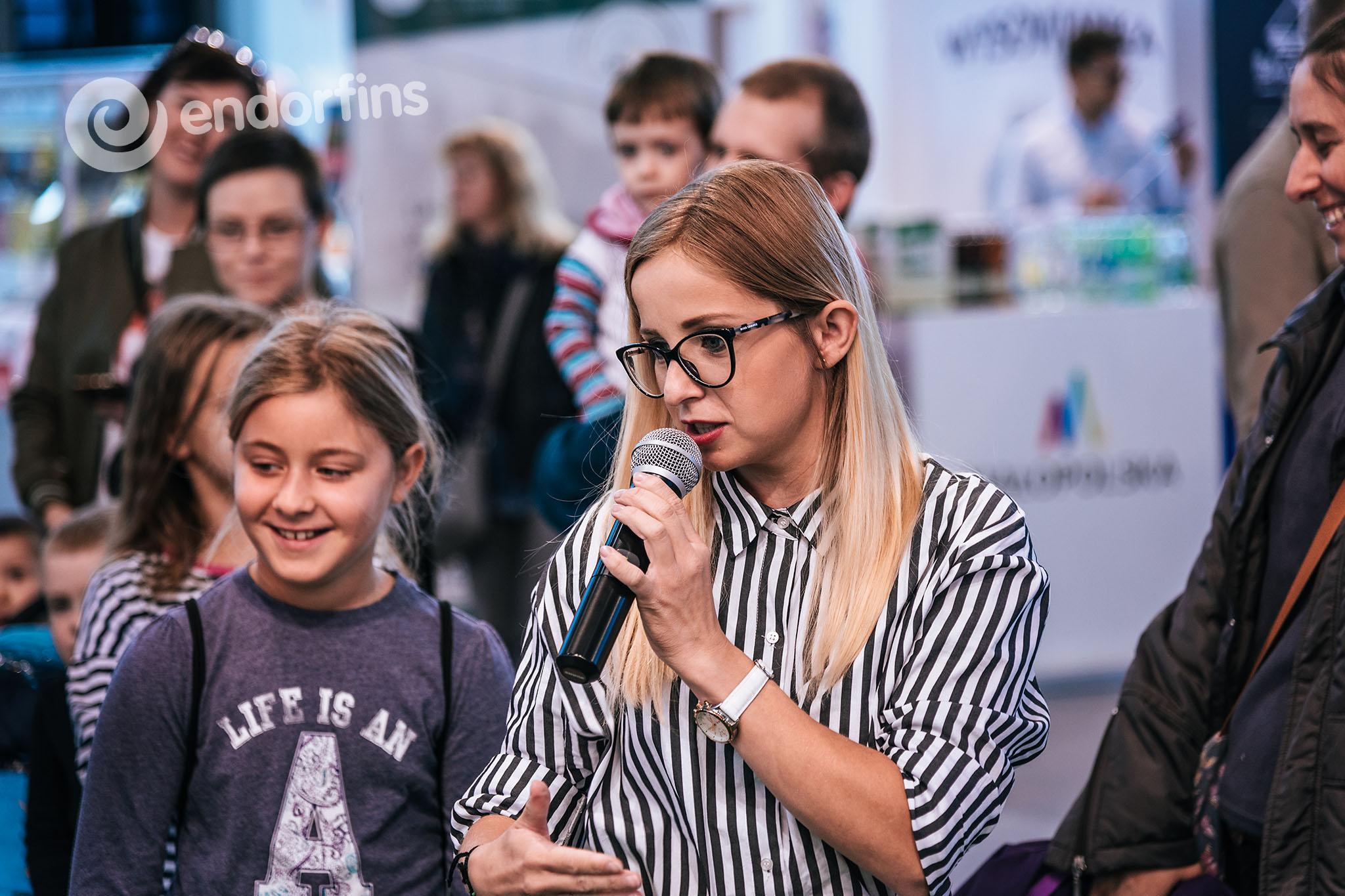 prowadzenie imprez dla dzieci - konferansjerka eventowa warszawa