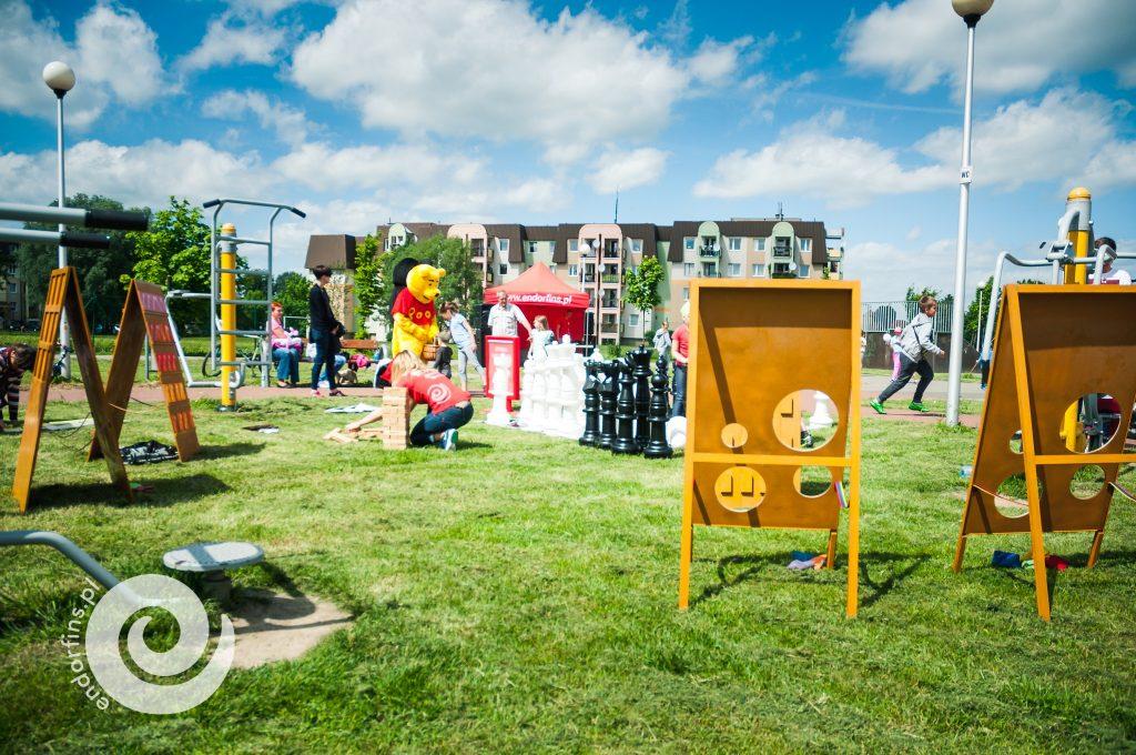 wielkoformatowe gry edukacyjne dla dzieci na eventy