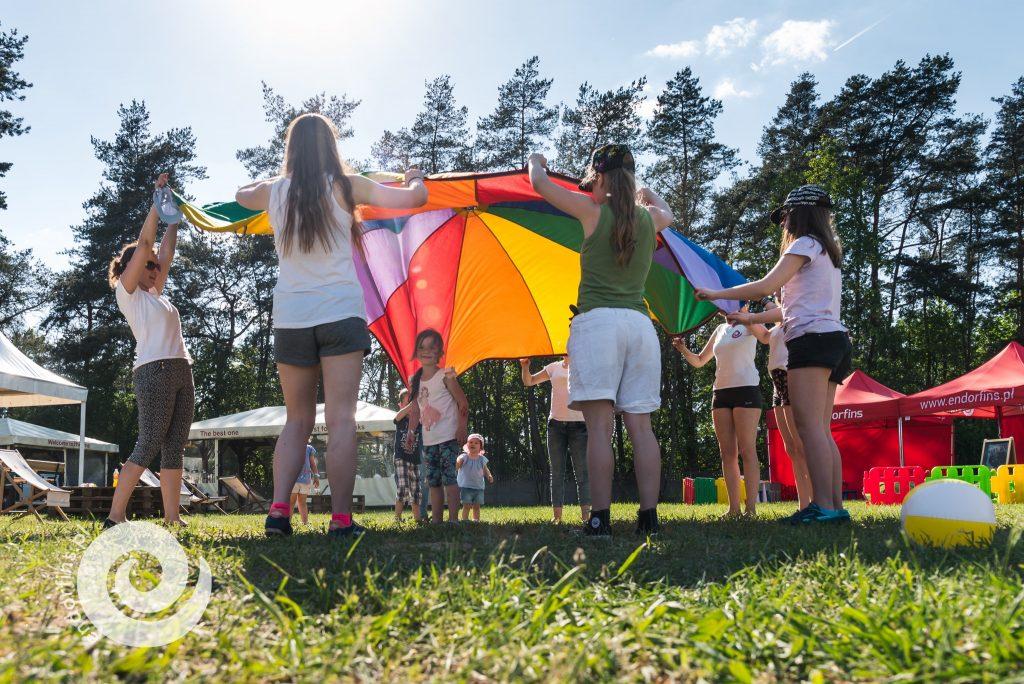 edukacyjne zabawy podczas eventów dla dzieci organizowanych w warszawie, poznaniu i łodzi
